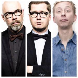 Brian Mørk Show #67: Lasse Rimmer & Brian Lykke | Lytbare podcasts