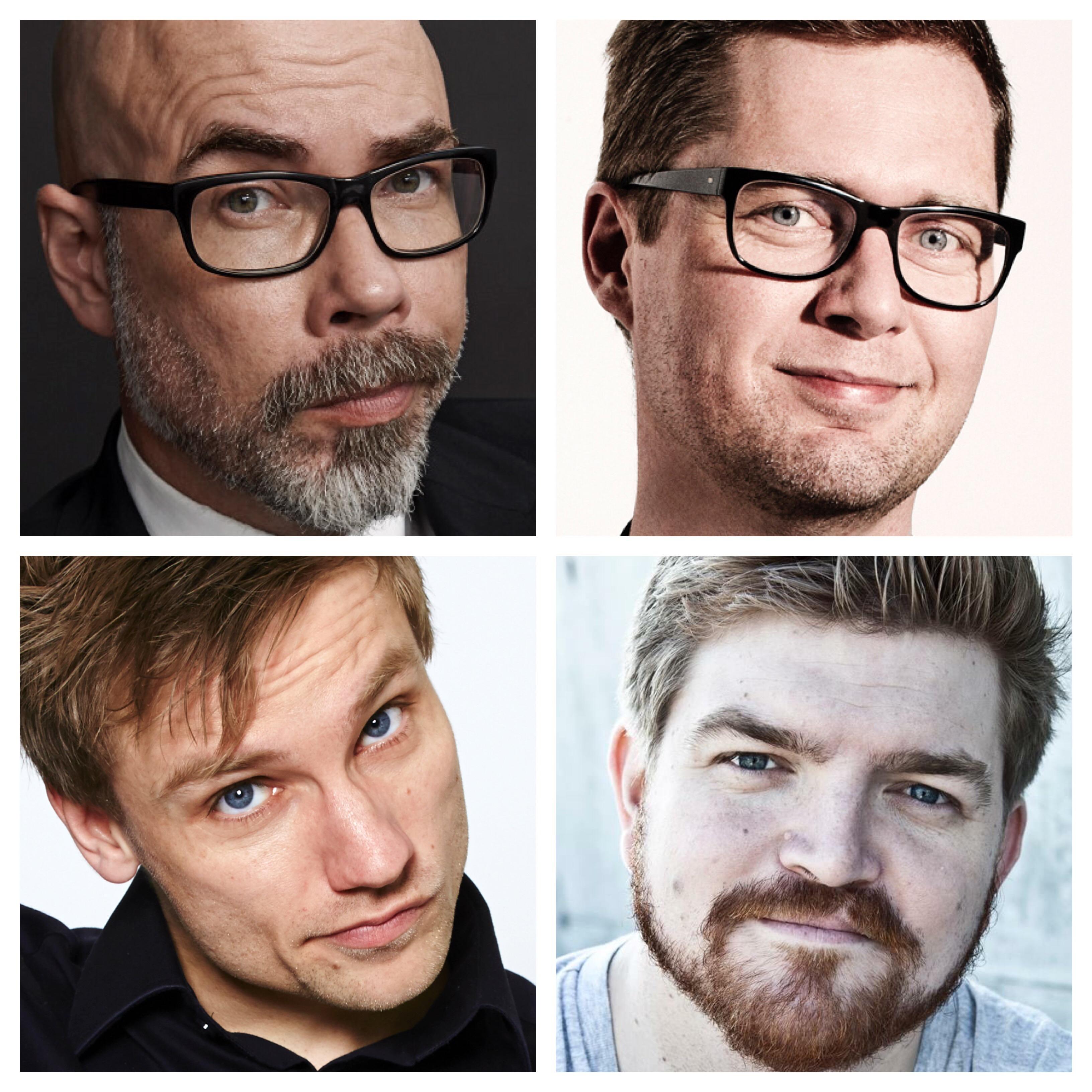 Brian Mørk Show #125: Lasse Rimmer & Jakob Svendsen & Valdemar Pustelnik | Lytbare podcasts